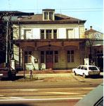 Der Polizeiposten am Aschenplatz,  1975