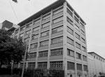 Ein Fabrikationsgebäude der Thomi-Franck an der Mauerstrasse, 1990