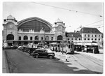 Ansichtskarte f 014194 Basel. Centralbahnplatz (Verlag Photoglob AG Zürich)