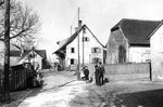 Als Kleinhüningen noch ein idyllisches Fischerdorf war........
