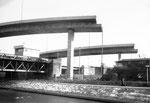 """Ein Jahrelanges """"Baudenkmal"""" für die Autobahn der Nordtangente im Jahre 1974"""
