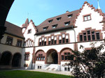 Das schöne Gebäude des Staatsarchivs an der Martinsgasse, 2014
