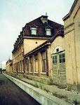 Die Badenstrasse mit den CIBA-Gebäuden, 1980