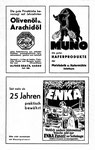 67) Alfr.Brack Olivenöle  _  Muno Haferprodukte _  Enka Seifenlauge