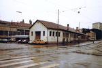 Das grosse Bertrams-Areal (Anlagenbau-Unternehmung) in der Gasstrasse, 1975