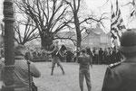 Vogel Gryff 1959, Der Tanz des Vogel Gryff