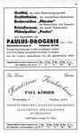 55) Paulus Drogerie und Paul Körber Tea Room