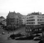 Die Heuwaage mit dem «Opera-Haus», 1980