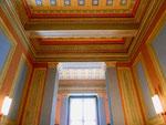 Der Eingangsbereich des 1913-1917 erbauten «Natur- und Völkerkunde-Museumsgebäude« an der Augustinergasse, Mai 2017