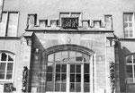 Der Haupteingang zur Kaserne 1982