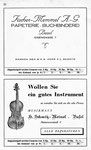 32) Fischer-Memmel AG Papeterie und Musikhaus Schmitz