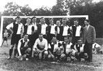 Torhüter Paul Wechlin beim FC Schwarz-Weiss Basel 1948-1949 / 1
