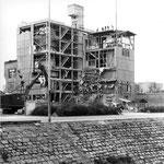 Die Abbrucharbeiten an der GIFA, 1989