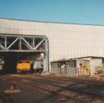 Stimmumgsbild vom Hafenbecken 2 im Jahre 1983
