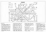 Linienplan der BVB vom 19.Oktober 1970