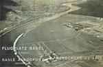 Plan für einen Flugplatz in Basel auf dem Sternenfeld in Birsfelden in den 20er-Jahren, Seite 1