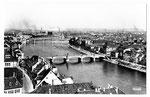 Ansichtskarte 4814 Basel (Photoglob Wehrli AG Zürich)
