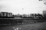 Kleinhüningen, nach dem Abbruch der GIFA (GIftFAbrik), 1989