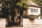 Auch dieses Haus an der St.Alban-Anlage «musste« einem Wohnblock weichen, 1979