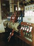 Das Stellwerk im Bahnhof Dornach-Arlesheim 1982
