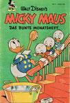Das MICKY MAUS-Heft Nr.3 vom März 1952 (Im Besitze des Autors)