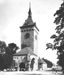 Das St.Johanns-Tor ca.1900