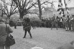 Vogel Gryff 1959. Der Tanz des Wilden Mannes