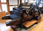 Der «OHZ« - die legendäre und beliebteste Druckmaschine der Heidelberger Druckmaschinen AG im Papiermühle-Museum Basel