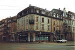 Nochmals das Eckhaus St.Johanns-Ring/Missionsstrasse, 1970