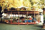 Die Herbstmesse auf der Rosentalanlage mit der legendären Resslirytti, auf der schon alle Kinder gefahren sind, 1983