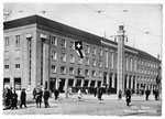 Ansichtskarte 559a N 1048 BRB 3.10.1939 Basel Schweiz.Mustermesse (Photo u.Verlag Xaver Frey Basel)