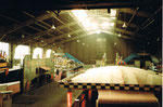 Die Herbstmesse in der einstmals mächtigen und grossen Halle 6, 1983