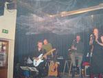 """Concert à Anvers avec le groupe """"Cabbage Town"""""""