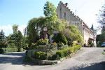 Blick auf das Kloster