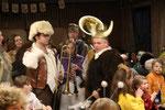Auftritt des Musikvereines
