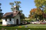 Kapelle auf dem Aasener Friedhof