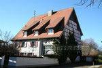 Renoviertes Haus im Winkel