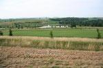 Blick auf den Golfplatz mit Pfohrbachweiher