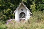 Die Lourdesgrotte am Buchwald