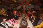 Die Kaffeestube des Elferrates im Florianskeller war gut besucht