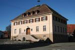 Schul,- Rat,- und Vereinshaus in Aasen