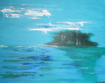 Toscanini-Insel_Acryl auf Leinwand_70x100