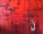 ohne Titel_Acryl, Öl auf Leinwand_60x70