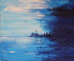 Schatten der Nacht_Acryl auf Leinwand_50x60