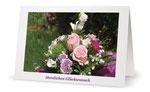 15) Glückwunschkarte (Klappkarte - 182x117 cm) 1,70 €