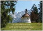 92) Postkarte mit Gebet 1,00 €