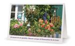 4) Glückwunschkarte (Klappkarte - 182x117 cm) 1,80 €