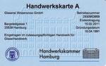 Glaserei Wopersnow GmbH - Handwerkskarte A