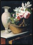Vittorio Lo Cicero / quadri fiori