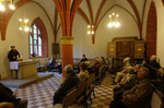Erfurt, Augustinerkloster, Kapitelsaal